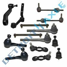 New 14pc Complete Front Suspension Kit for 1998-2002 Ford Crown Victoria