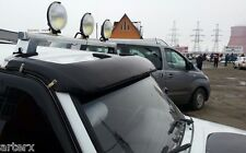 Lada Niva Windshield / Roof Sunvisor Tuning Unpainted