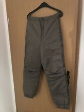 Us Army level 7 orc pantalones small USMC Special Forces Extreme Cold Weather Pants