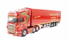 Corgi Modern Heavy CC13765 Scania R Walking Floor Harte Group 1/50