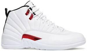 Air Jordan 12 Retro Twist White CT8013 106 US Men's Sz 18 New in Box
