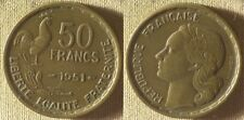 France : 1951  50 Fr.  XF-  #918.1   IR8292