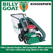 Billy Goat KV650SPHFB Self-propelled Leaf Vacuum - hose kit sold seperately