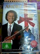 Andre Rieu: Home for Christmas / The Holidays (DVD, 2012) SEALED