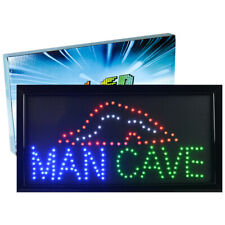 Led Lighted Motion Bar Sign 19 x 10 - Man Cave like neon
