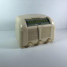 Antique Sonora Bakelite Radio- circa 1946
