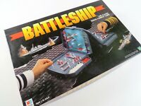 Vintage 1998 Battleship, The Classic Naval Combat Game, Complete