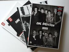 CD One Direction - Tutti gli Yearbook Limited Deluxe Ultimate Booklet edition 1D