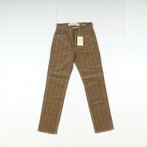Jeans Diesel Fellow Velvet De Luxe Jeans (NV164) W28 L Nuovo Deadstock Unisex