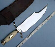 Ursa's Custom Hand Made 5160 Spring Steel The Noah Smithwick Bowie UI-71AMS