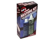aFe Power Air Filter Squeeze Restore Cleaner Cleaning Tune Up Kit Blue 90-50501