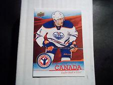 2013-14 NATIONAL HOCKEY CARD DAY PRIDE OF CANADA CARD #14 - TAYLOR HALL