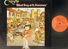 CARAVAN Blind Dog at St  Dunstans LP 1976