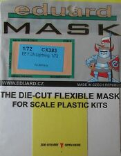 Eduard 1/72 CX383 Canopy Mask for the Airfix Lightning F.2A kit