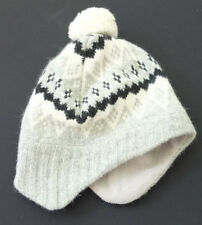H&M Winter Wolle Angora Mütze 122 128 6-8 J. kaum getragen