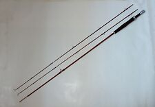"Premium Tigerfisher bamboo fly rod 6'5""long 4-5# 2 pcs 2tips"
