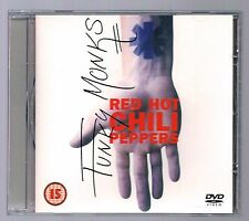 RED HOT CHILI PEPPERS FUNKY MONKS DVD EDITORIALE
