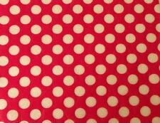 Crafts Felt Polka Dot Fabric