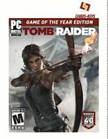 Tomb Raider GOTY Edition STEAM Download Key Digital Code [DE] [EU] PC