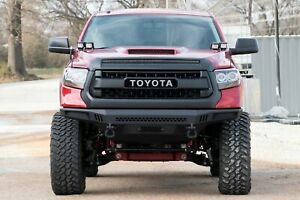 Rough Country For Toyota Front DIY Pre-Runner Bumper Kit w/o LED 14-20 Tundra