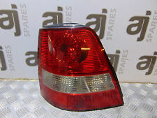 KIA SORENTO 2.5 DIESEL 2003 PASSENGER SIDE REAR LIGHT CLUSTER