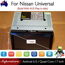 """7"""" Android 6.0 Head Unit Quad-Core Non-DVD GPS player 2 din For Nissan Universal"""