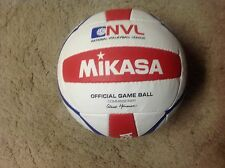 NEW NVL game MIKASA AVP BEACH VOLLEYBALL Karch Kiraly phil dalhausser. FIVB
