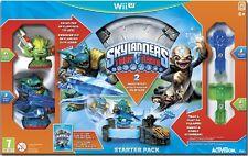 Skylanders Trap Team: Starter Pack  Nintendo Wii U   NEW