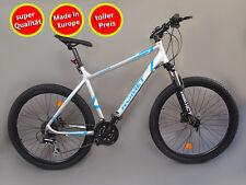 """27,5"""" pulgadas señores mountainbike bicicleta 24 Gang Shimano MTB -20% bastidor de aluminio"""