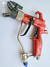 4500PSI Airless Spray Gun,with 517 tip, Air-assisted for fine finish.