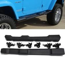 07-18 Jeep Wrangler JK Unlimited 4DR OE Style Running Board Side Step Nerf Bars