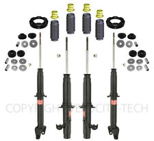 KYB EXCEL-G GAS SHOCKS MOUNTS & BOOTS 1992-2001 HONDA PRELUDE FULL KIT