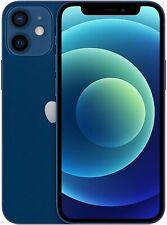 Apple iPhone 12 mini 64GB Dual-SIM blau MGE13ZDA - Zustand akzeptabel