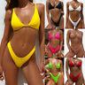 Women Push-Up Padded Bra Beach Bikini Set Swimsuit Beachwear Swimwear Reliable