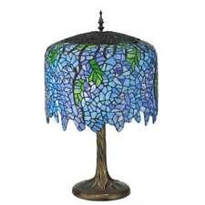 Meyda Lighting 28'H Tiffany Wisteria Table Lamp - 118689