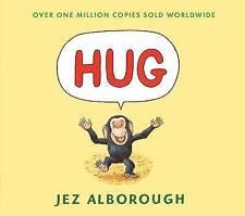 Hug par Jez Alborough (Board Book, 2016)