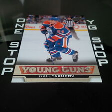 2013 14 UD YOUNG GUNS 241 NAIL YAKUPOV RC MNT/NRMNT +FREE COMBINED S&H