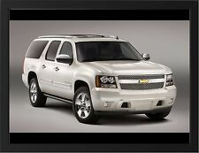 CHEVROLET SUBURBAN NEW A3 FRAMED PHOTOGRAPHIC PRINT POSTER