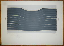 Ubac Raoul Lithographie originale signée 1969 art abstrait abstraction