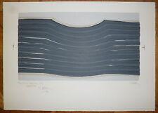 Ubac Raoul Lithographie originale signée 1969 art abstrait abstraction
