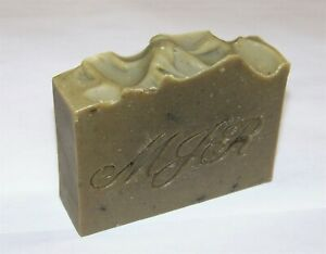 Seaweed & Hemp Soap-Great for your skin! Palm Free,Organic Natural,by MJR Soaps