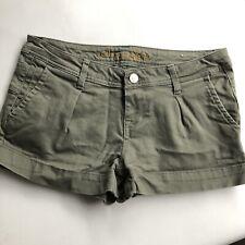 American Rag Shorts Size 2 Green Short Back Flap Pockets CUTE