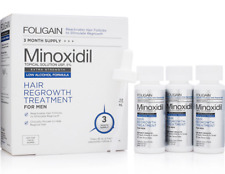 Highest Quality Minoxidil Low Alcohol *Kinder to hair & scalp *3 Months Supply