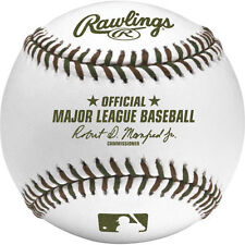 Rawlings Official 2017 Memorial Day Game Baseball Brand New in RAWLINGS CUBE