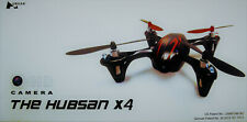 New Hubsan X4 H107C Quadcopter Drone with HD Camera Red/Black RTF