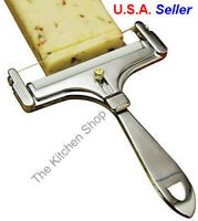 Cheese Slicer Adjustable w/ Extra Wire Hand Held Fox Run (FREE SHIPPING)