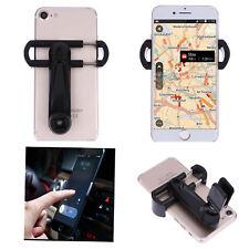 iphone 8 Plus Handy Auto Luftungshalterung Halter - VMH Schwarz