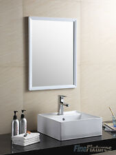 Fine Fixtures Vitreous China - Square Bathroom Vessel 16x16-VE1616SW