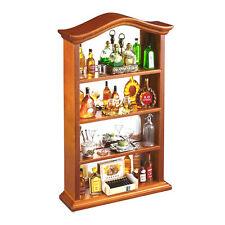 Reutter Porzellan Barschrank Deluxe Liquor Shelf Puppenstube 1:12 Art 1.715/5