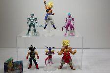Dragon Ball Z SP Movies & TV Special HG Figure Full Set Gashapon Bandai Cooler
